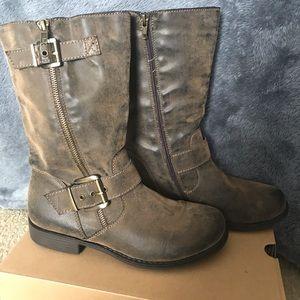 Sonoma combat boots